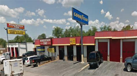 contact robertson tire tires  auto repair shop  tulsa