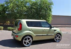 Kia Soul With Rims Kia Soul Custom Wheels Giovanna Gianelle Spezia 5 20x Et