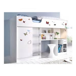 armoire lit belgique lit mezzanine avec plan de travail armoire 233 tag 232 res