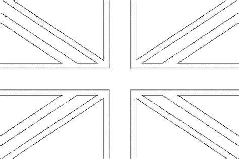 coloring page united kingdom flag bandera de gran breta 241 a para imaginar iluminar gran