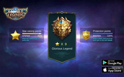 mobile legend rank how to be legend top tips to climb ranked mobile
