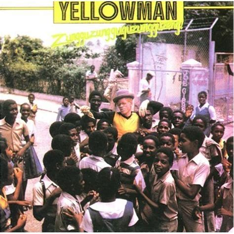 Letter Yellowman Yellowman At Jah