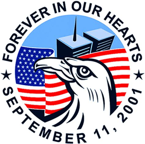 Forever In 11 patriot day clipart and graphics 9 11 remembrance