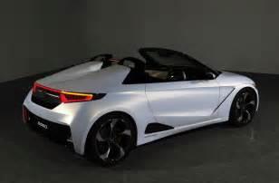 new honda sports car 2015 ホンダ s660コンセプト 新型ビートを初公開 東京モーターショー2013 honda s660