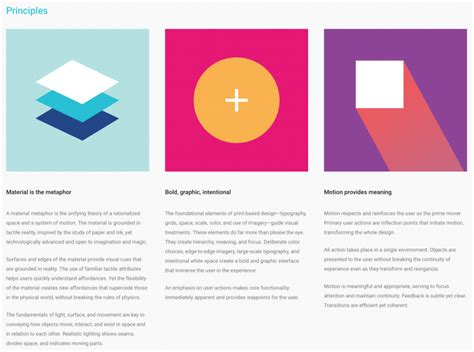 google design guidelines mobile style guides brad frost