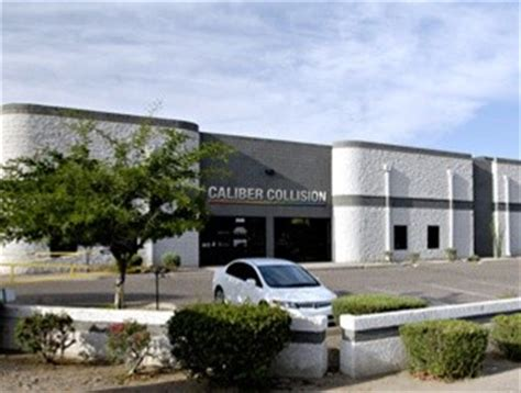 Caliber Collision Corporate Office by Commercial Real Estate Activity In The News Arizona
