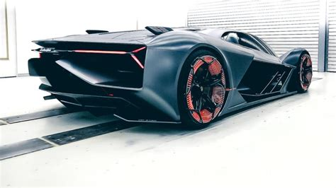 Electric Lamborghini The Lamborghini Electric Hypercar Concept