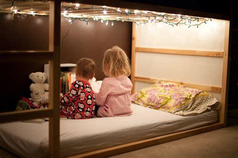 Bunk Bed Light Ikea Ikea Kura With Lights Culture Scribe