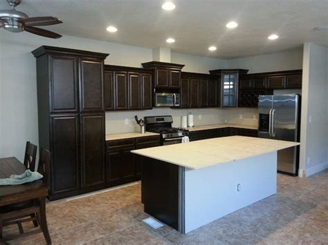 Buy Espresso RTA (Ready to Assemble) Kitchen Cabinets Online