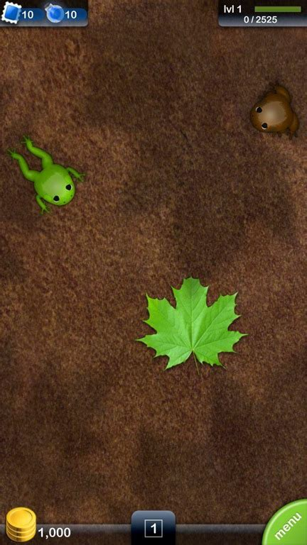 pocket frogs android pocket frogs returns to android after a hiatus geekiest net
