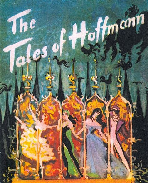 The Best Tales Of Hoffmann 46 best images about the tales of hoffmann on