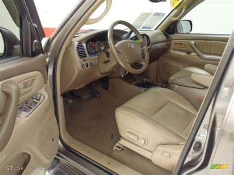 Toyota Sequoia Interior Colors by 2003 Toyota Sequoia Limited 4wd Interior Photos Gtcarlot
