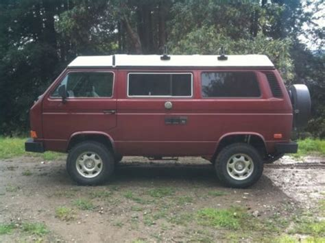 volkswagen westfalia 4x4 purchase used the mystery machine scooby doo life size