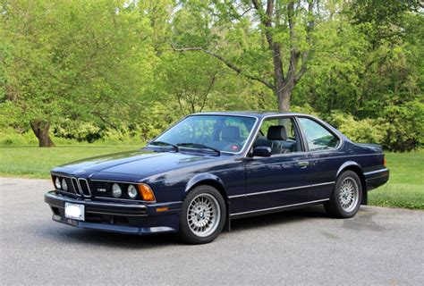 1988 bmw m6 series modified 1988 bmw m6 for sale on bat auctions sold for