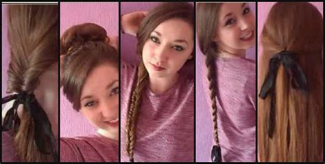 easy and quick hairstyles for college running late 10 fast easy hairstyles for school college