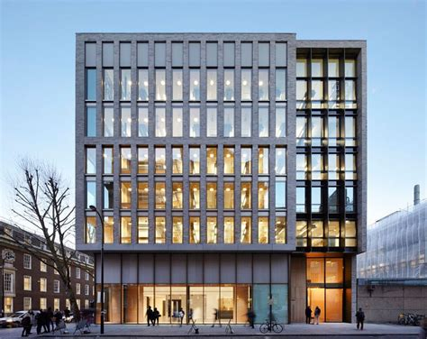 design management masters london ucl unveils new central london home for ucl bartlett
