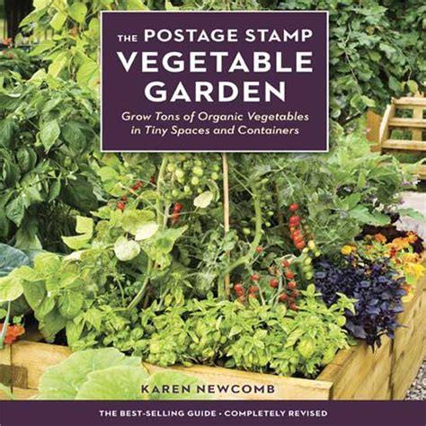 The Postage St Vegetable Garden Book The Creative Vegetable Garden Magazines
