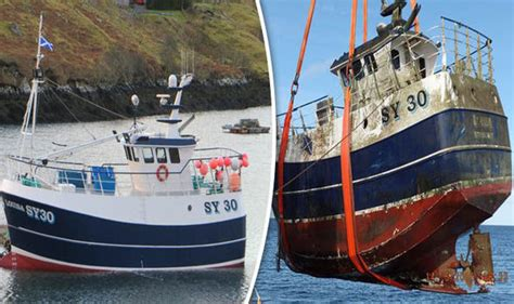 fishing boat accident shoreham disabled alarm and life raft fault doomed fishing boat