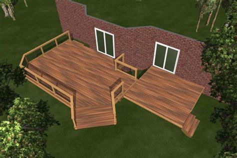 Diy Deck Plans by Planters Diy Deck Plans