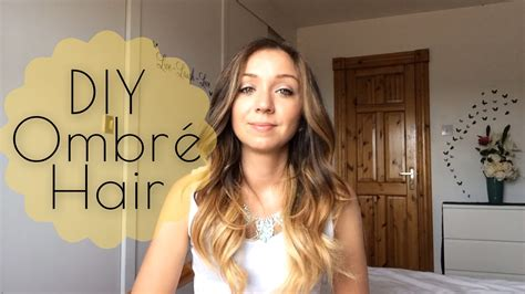 diy how to ombr 233 hair at home