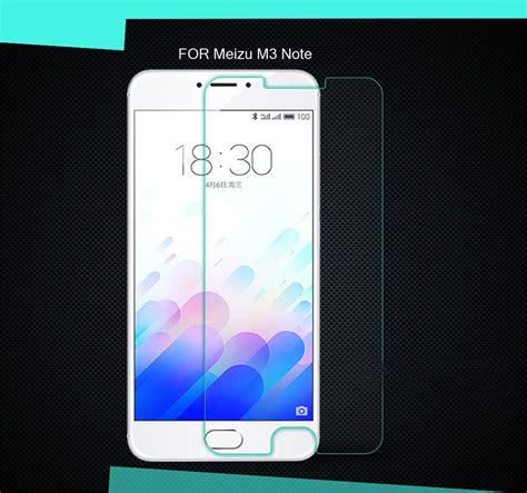 Tempered Glass Tg Meizu Note 2 Original Anti Gores meizu m3 note h anti explosion glass screen protector