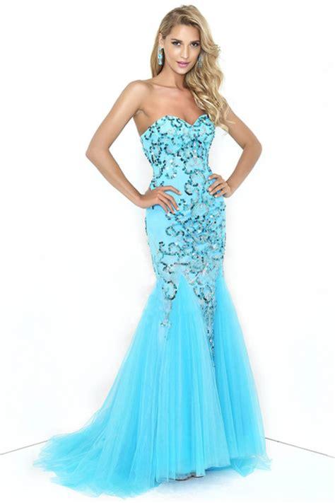 blue mermaid dress blue prom dresses dressed up