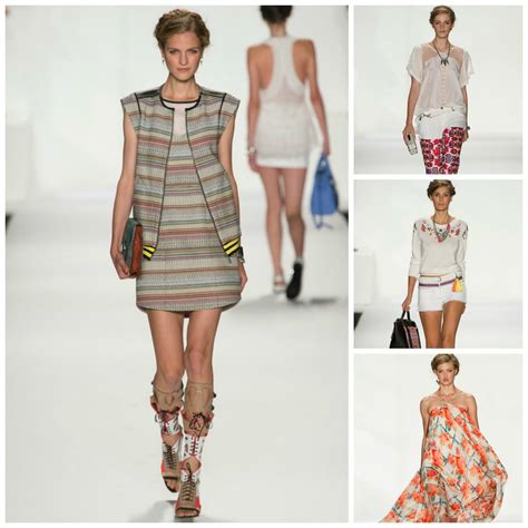 Nyu Fashion Mba by 2014 Trends At New York Fashion Week Skimbaco