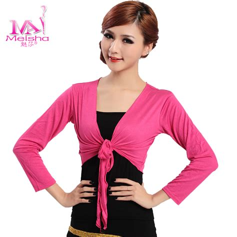 design dance clothes square dance clothes top latin dance long sleeve lacing