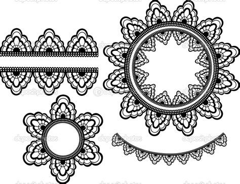 lace vector 5   An Images Hub