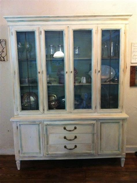 french provincial china cabinet craigslist 17 best images about chalk paint china cabinets on