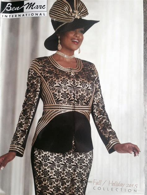 Donna Vinci Knits Lily And Taylor Church Suits For Black | womens church suits and church hats donna vinci ben marc