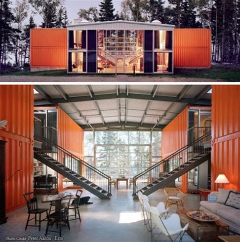 shipping container home design books 12 container house by adam kalkin urbanist
