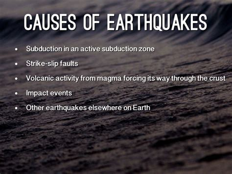 earthquake reason science project by francis que