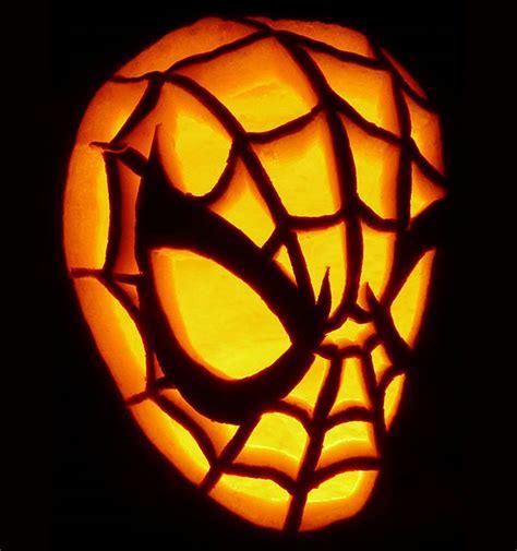 spiderman pattern for pumpkin free spiderman pumpkin stencil carving pattern designs for