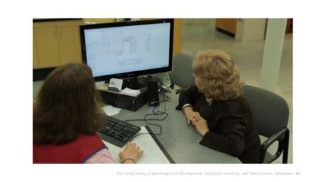 game design quinnipiac augmented reality presentation