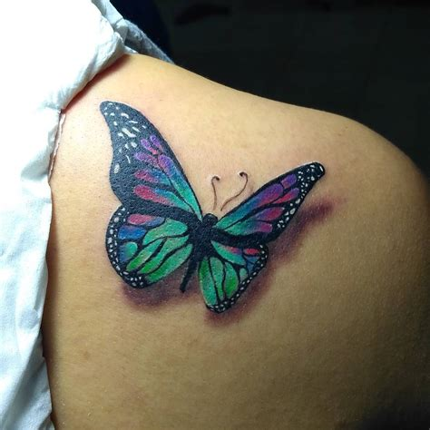 110 best butterfly tattoo designs amp meanings cute
