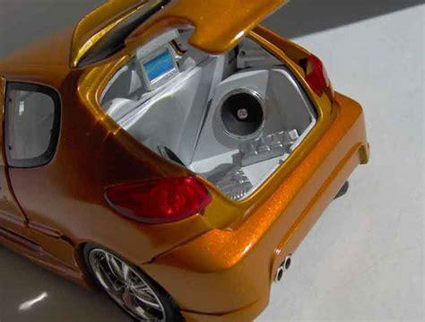 Rsc Auto Tuning peugeot 206 rc orange norev modellauto 1 18 kaufen