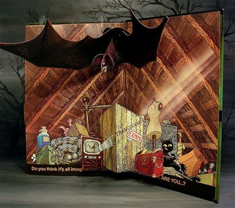 libro pop up haunted house jan pienkowski haunted house children s pop up book pg 6 flickr photo sharing pop up