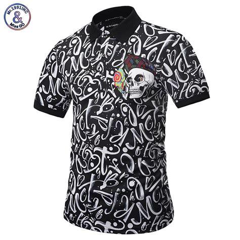 Tshirt One Nw 01 Xl From Ordinal Apparel mr 1991inc polo shirts paisley flowers shirt print skulls tops summer fashion polo