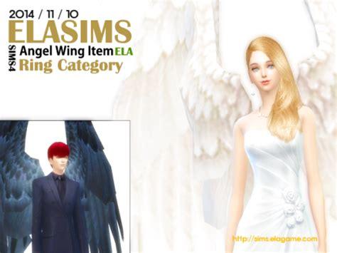 wings sims4 cc sims4 wings tumblr