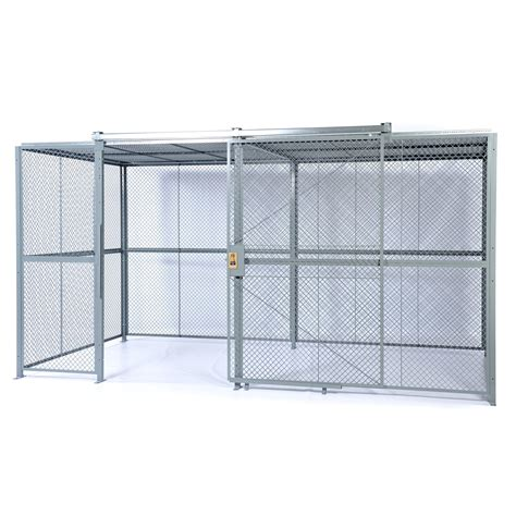 metal cage woven welded wire cages security cage storage