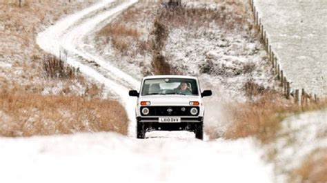 Lada Niva Top Gear 17 Best Images About Lada Niva On Rooftops