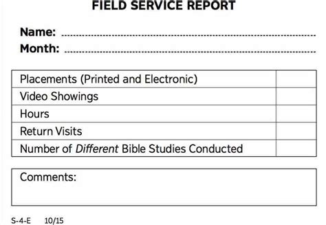field service report sle field service report template 28 images field service