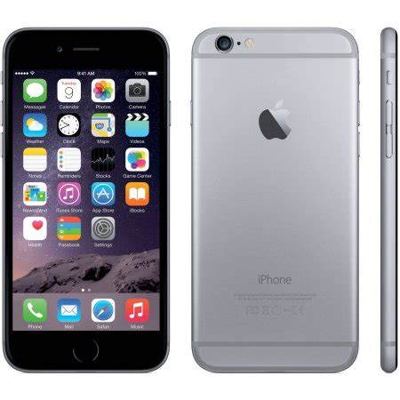 Ready Iphone 8 Plus 64gb Grey Garansi Resmi Apple Internasional refurbished apple iphone 6 64gb gsm smartphone unlocked walmart