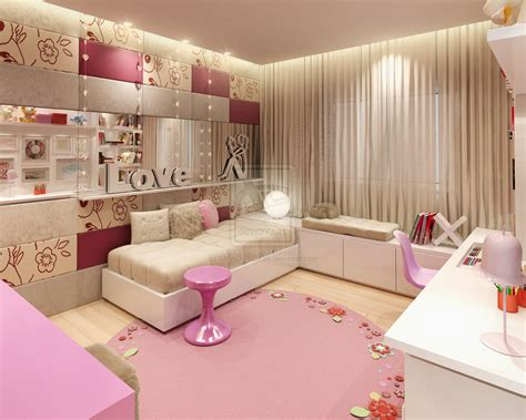 Room For Girl | teenage room designs