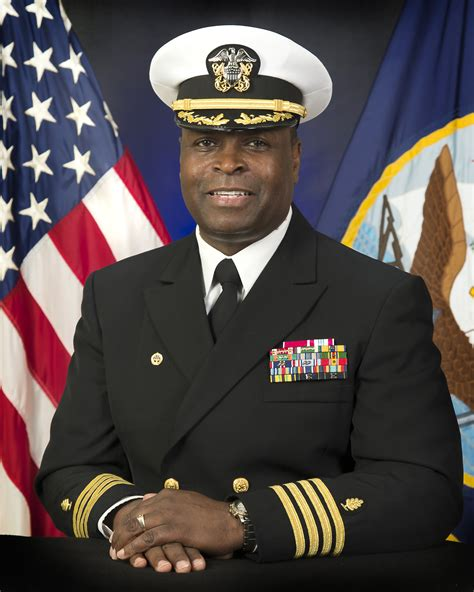 Us Navy Officer by Blackhistorymonth Profiles In U S Navy Leadership