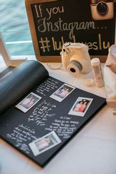 libro the polaroid book 1000 ideas about wedding guest book on guest books guest book alternatives and