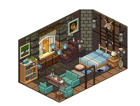 Habbo Houses Gallery