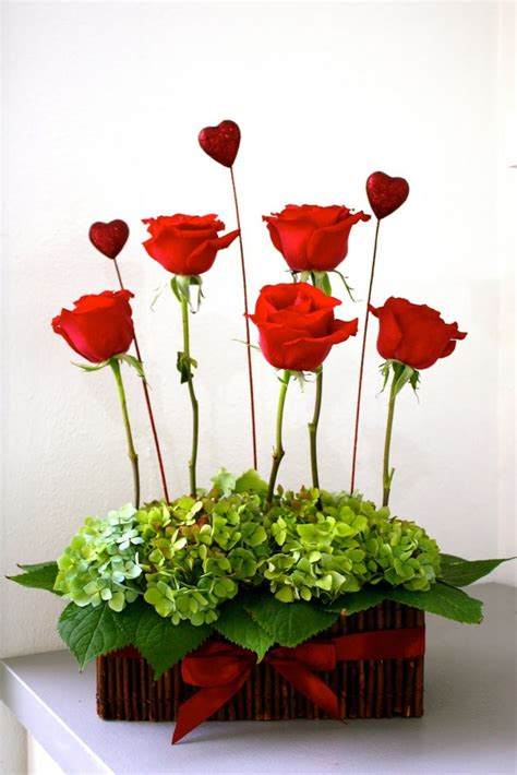 pictures of flower arrangements for valentines day valentines day floral arrangements inspiration