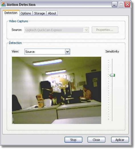 motion detection software motion detection